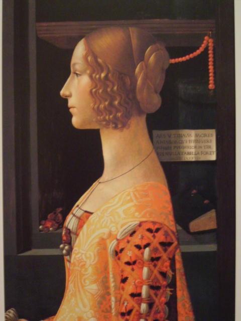 Painted  by D. Ghirlandaio - 1488